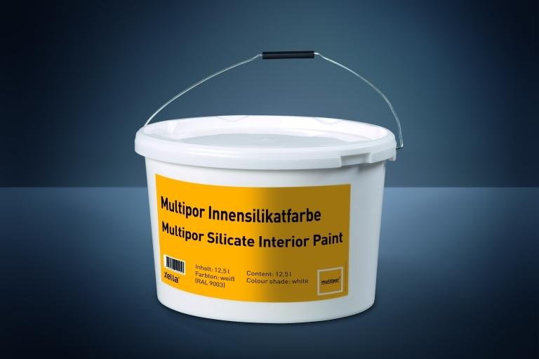 Multipor Innensilikatfarbe