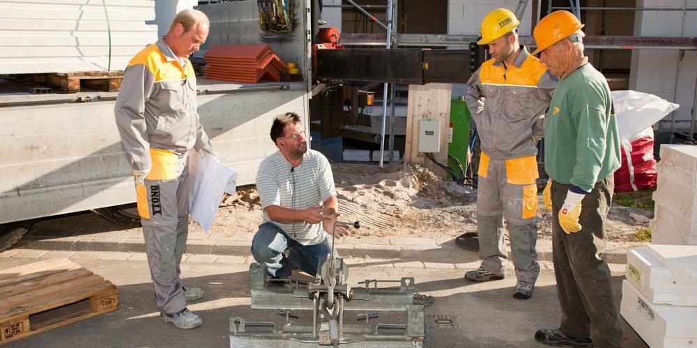 Ytong Dachsysteme & Deckensysteme – Baustelleneinweisung