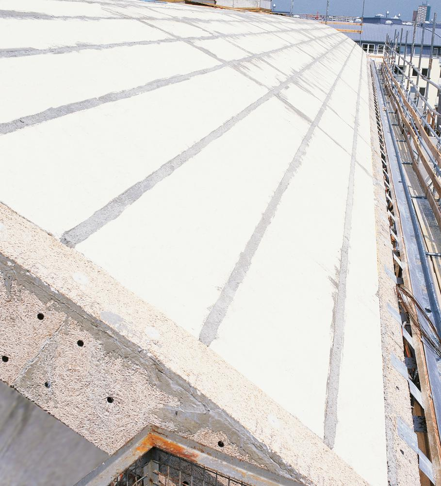 Tonnendach – Massivdach mit integrierter Dachdämmung